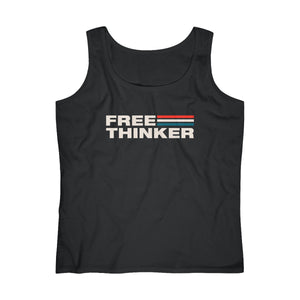 Women's Lightweight Tank Top - Free Thinker