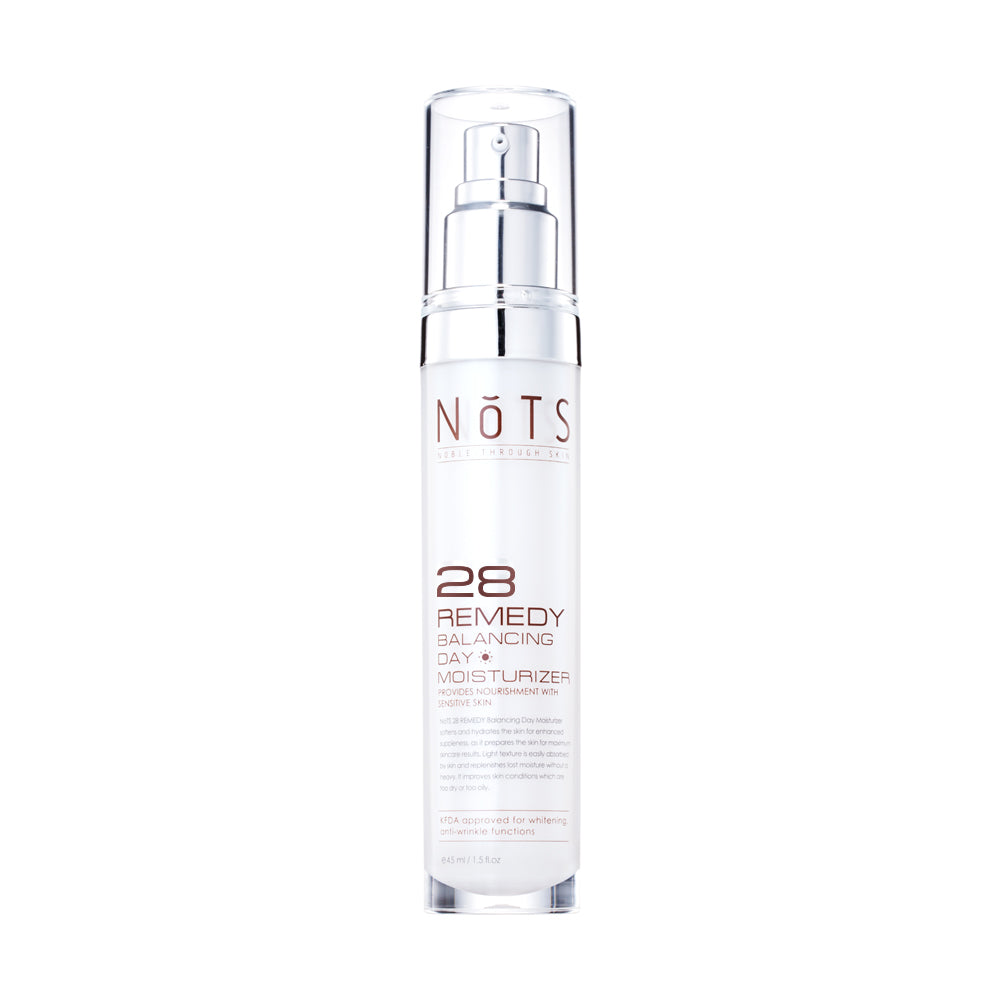NoTS - 28 Remedy Balancing Day Moisturizer