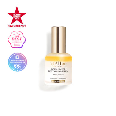 d'Alba Piedmont White Truffle Double Layer Revitalizing Serum