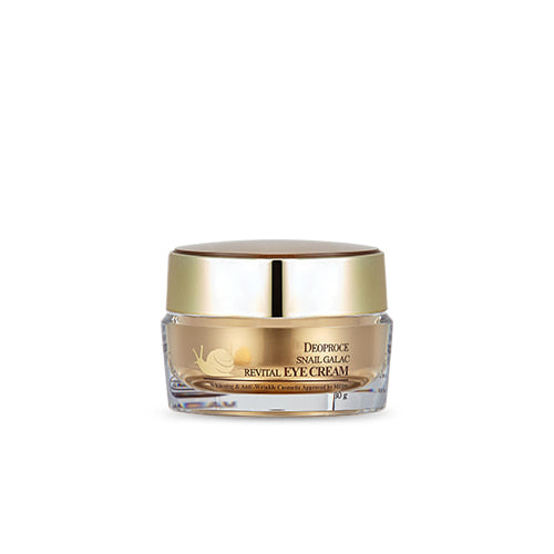 Deoproce -  Snail Galac  Tox Revital Eye Cream
