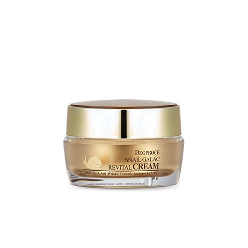 Deoproce -  Snail Galac  Tox Revital Cream