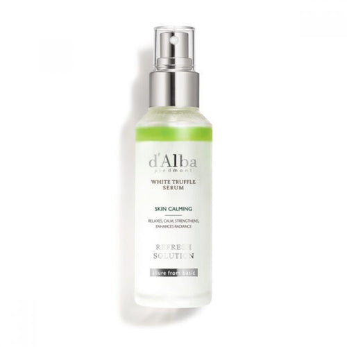 d'Alba Piedmont White Truffle Refresh Skin Calming Serum
