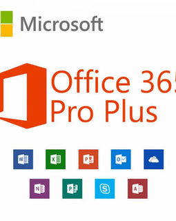 Genuine MS Office 365 Professional Plus (Suitable for 5 PC or MAC) (AU$ 100.00 / Month)