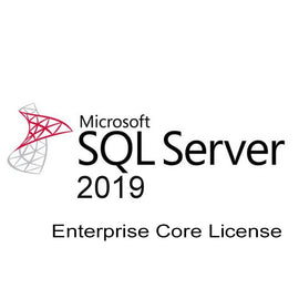 MICROSOFT SQL SERVER 2019 ENTERPRISE Unlimited Cores and CALs