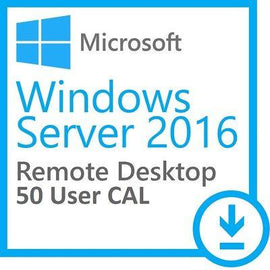 Genuine MS Windows Server 2016 Remote Desktop Services device connections (50)