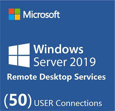 Microsoft Windows Server 2019 Remote Desktop Services user connections (50)
