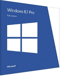 Genuine MS Windows 8.1 Professional 32/64 Bit Full Version (Lifetime KEY)