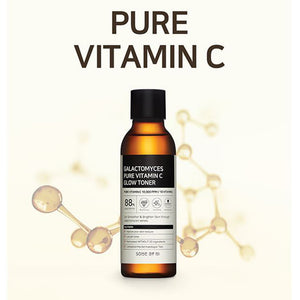 SOMEBYMI GALACTOMYCES PURE VITAMIN C SET (TONER & SERUM) Good for 2-3 months.