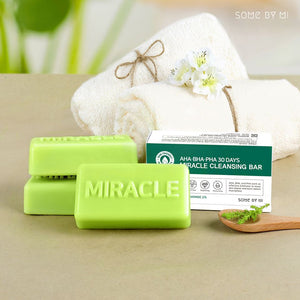 AHA BHA PHA 30 DAYS MIRACLE PRODUCTS INFORMATION