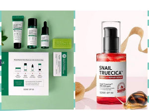 TRIAL KIT & SNAIL TRUECICA SERUM (FREE DELIVERY)