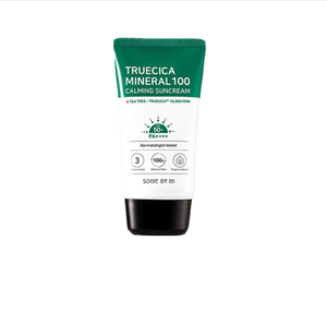 SomeByMi Truecica Mineral 100 Calming Suncream/Sunblock