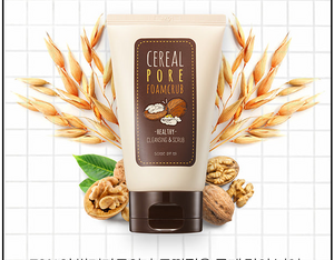 Cereal Foam Pore Scrub (100ml)