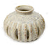 Scenterrific Warmer, Speckled White Pot w/Vanilla Scent Disk