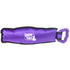 Happy Tails Tuff Dog Toy Purple Tug w/Rubber Grip