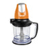 Ninja Storm QB751Q Prep Blender, Refurbished, Orange