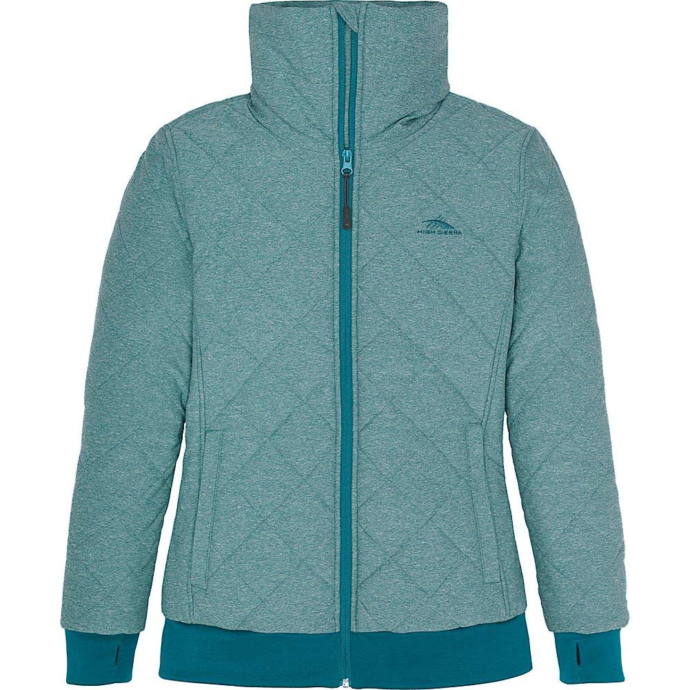 Women's Lynn Insulated Full Zip Jacket Lagoon, XL