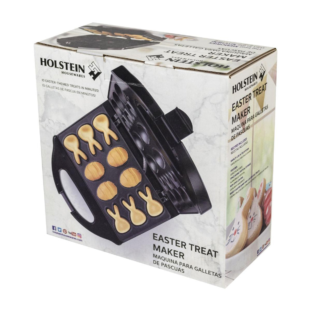 Holstein Housewares Easter Treat Maker, Black