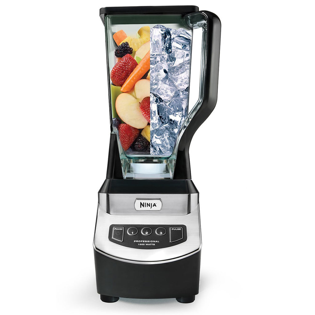 Ninja NJ600 Professional Style Blender, Refurbished Value
