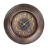 Empire 14 inch Bronze Decorative Wall Clock
