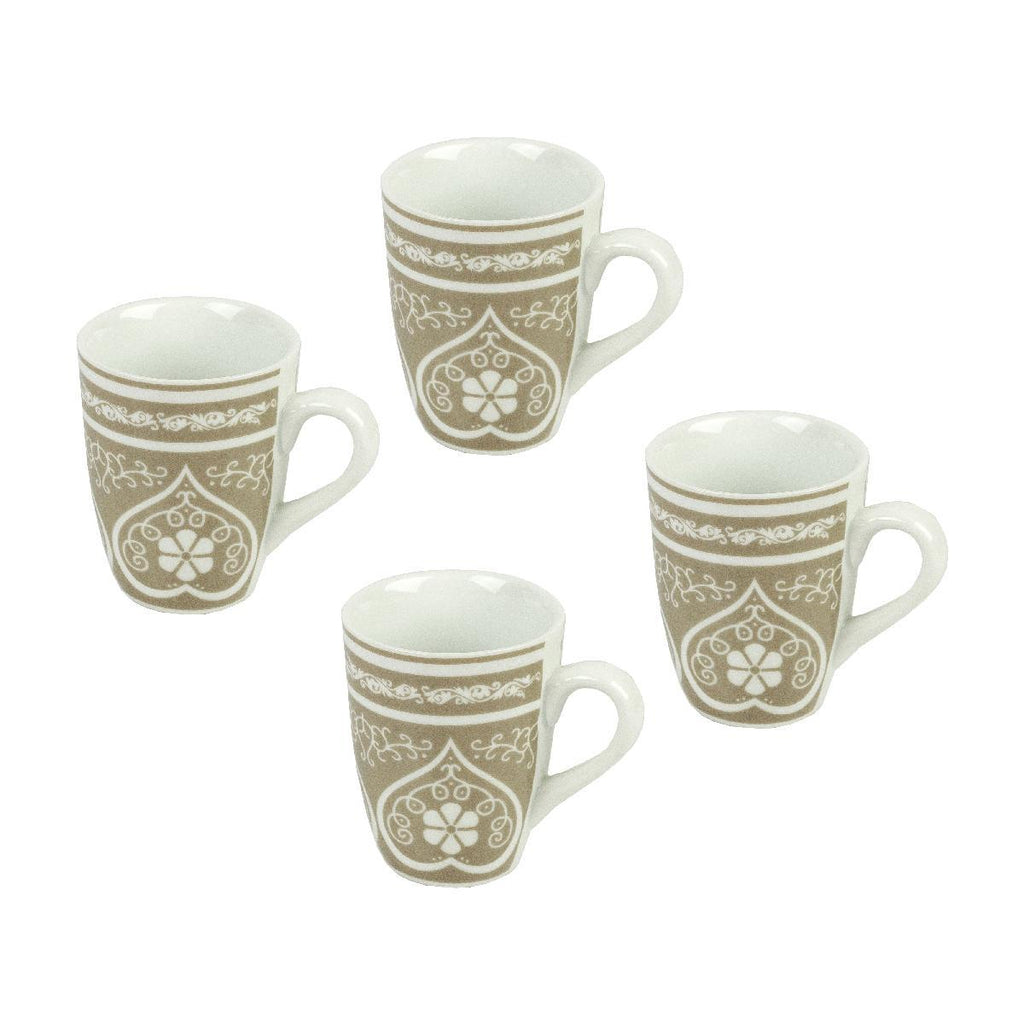 Vev Vigano Set of 4 Mugs