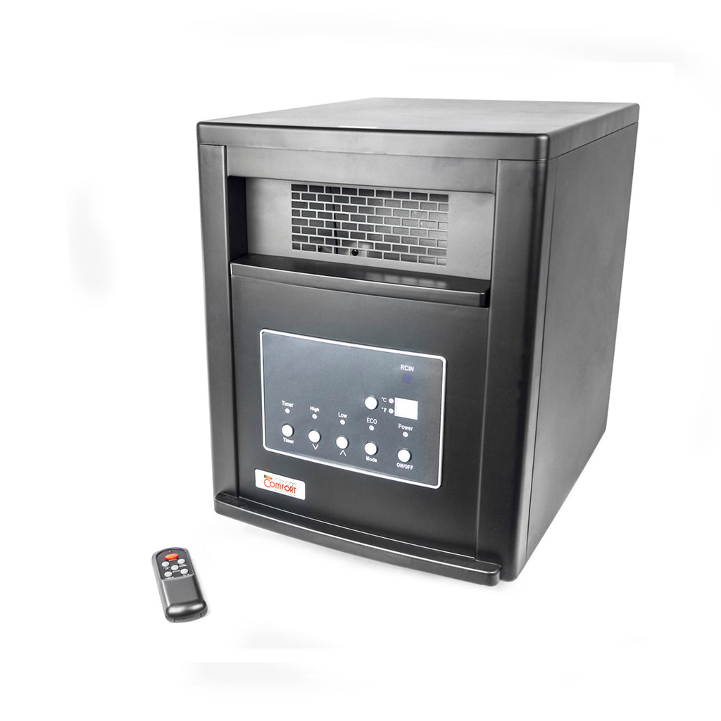 American Comfort 6-Element Infrared Heater with Remote