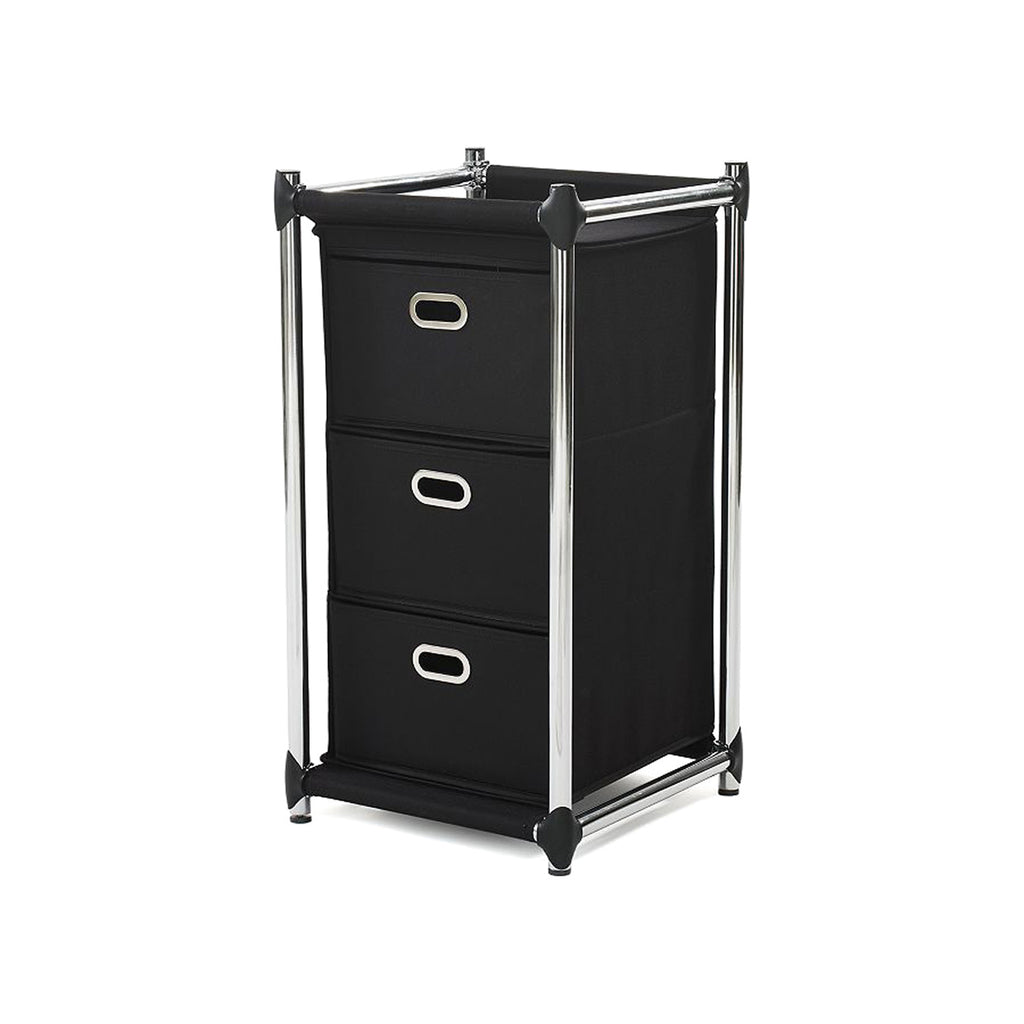 Neat Freak 8001-B Uptown 3 Drawer Side Cabinet