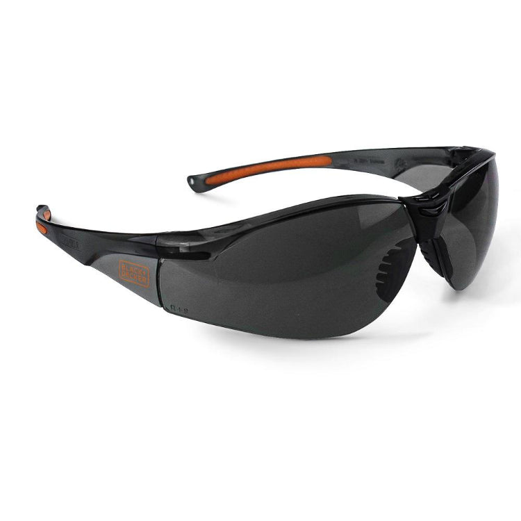 Black & Decker Safety Glasses with Smoke Lenses