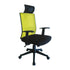 Comfort Mesh Ergonomic Support Office Chair, Green & Black