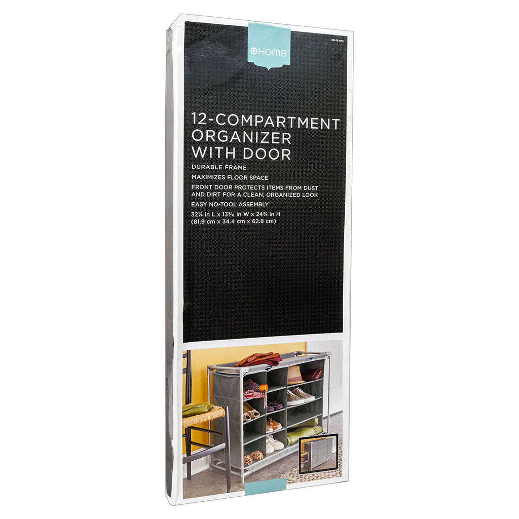 Neatfreak 12-Compartment Organizer with Door