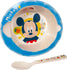 Disney Baby Mickey Mouse 2pc Microwave Bowl and Spoon Set, Boys