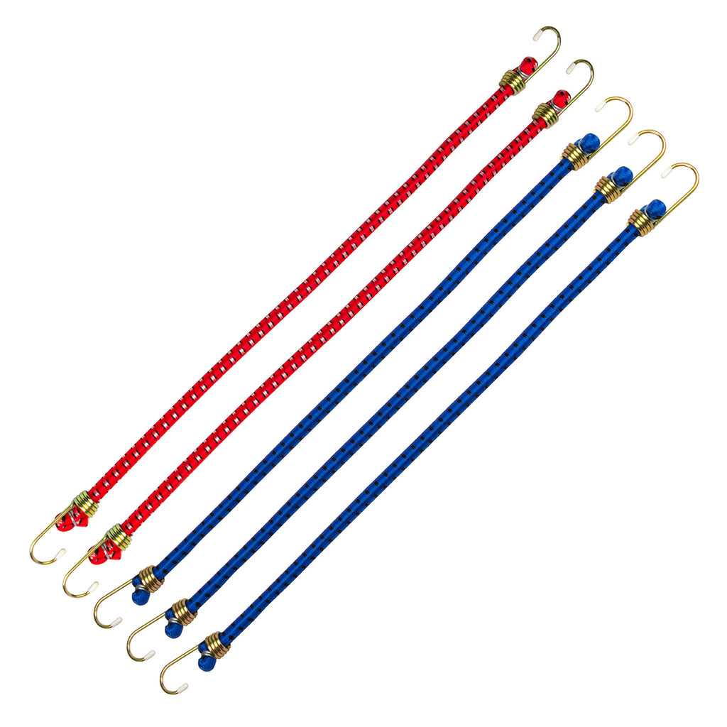 "PowerXT 24"" Bungee Cord Kit, 5-Pack"