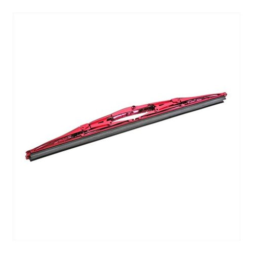 "Pilot- Arista Dual 18"" Red Anodized Wiper Blade"