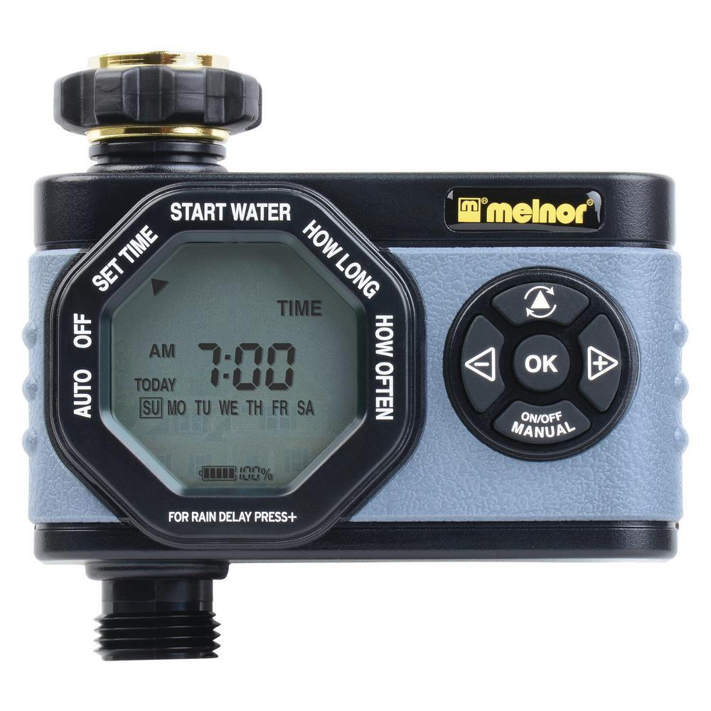 Image of Melnor HydroLogic Advanced Electronic Water Timer 1 Zone