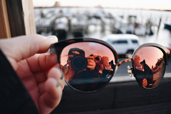 How Do You Take Good Sunglasses Pictures?