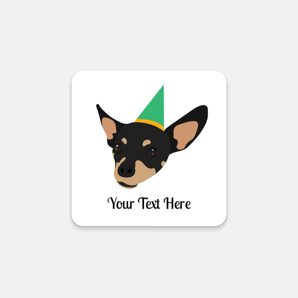Dog Coaster Set - use my existing design