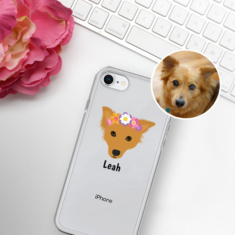 Dog iPhone Case - use my existing design