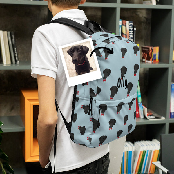 Custom Dog Backpack