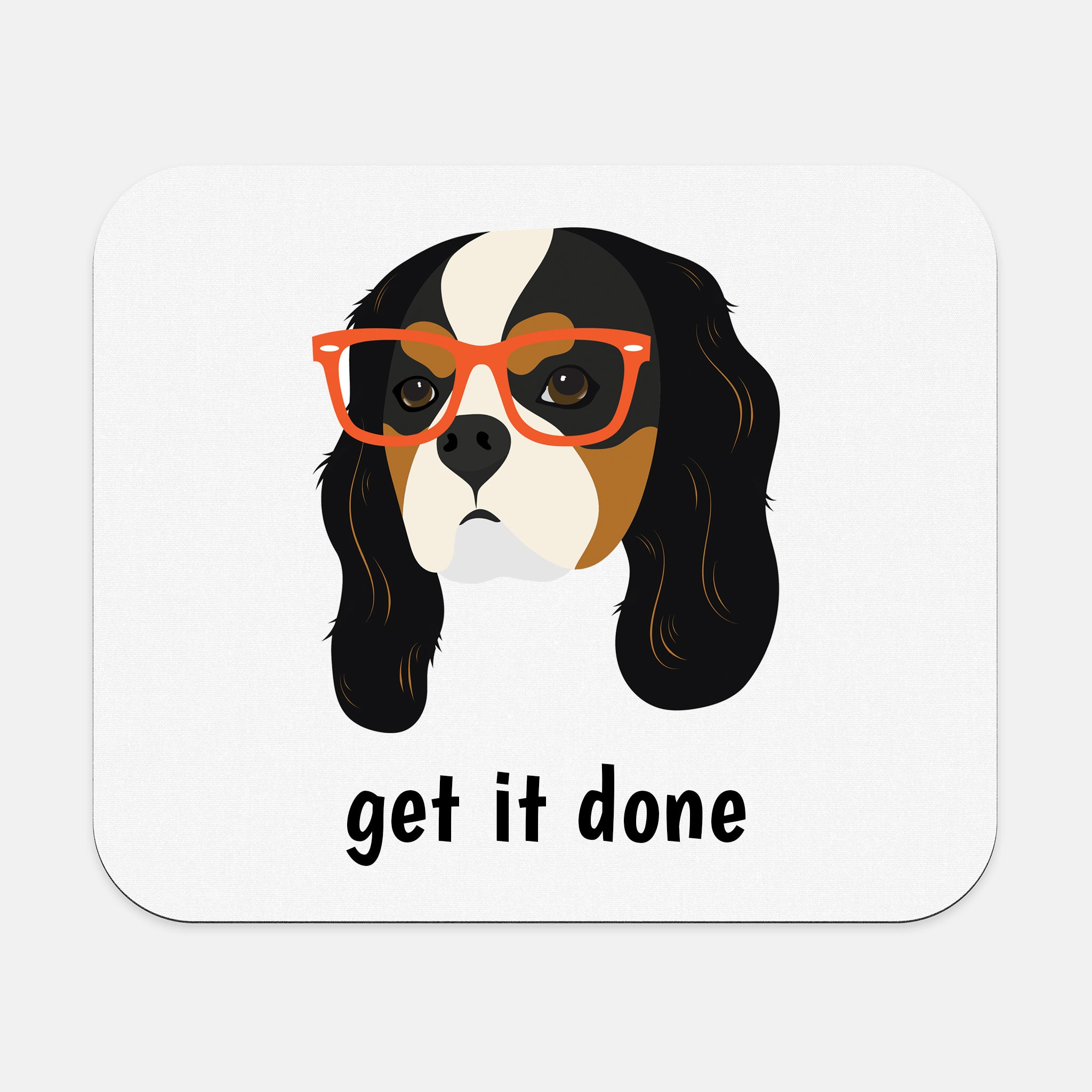 Cavalier King Charles Spaniel Mouse Pad