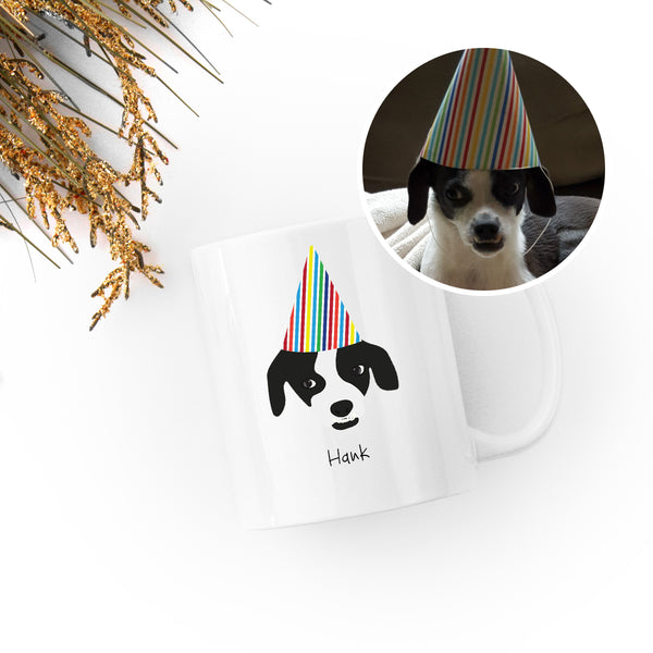 Dog Mug - use my existing design