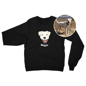 Dog Women's Sweatshirt - use my existing design