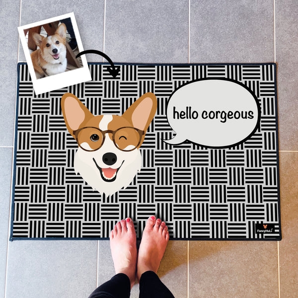 Pet Doormat - use my existing design
