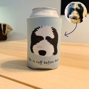 Dog Can Cooler - use my existing design