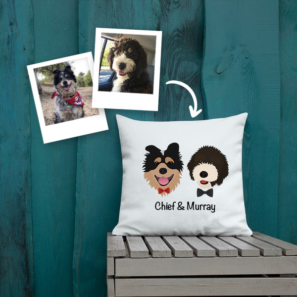 Dog Pillow - use my existing design