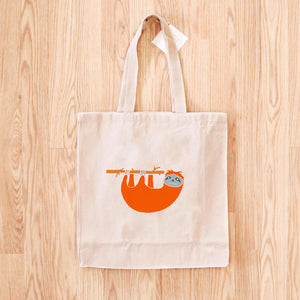 Sloth Tote Bag