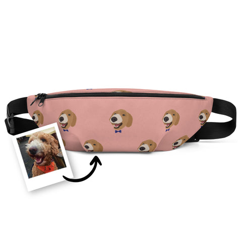 Dog Fanny Pack - use my existing design