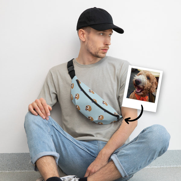 Custom Dog Fanny Pack