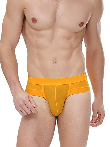 Avidlove Men Underwear Cotton Low Rise Briefs Stretch Hip Bikinis 5 Packs