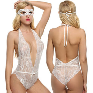 Avidlove Women Lingeries One Piece Babydoll Lace Outfits