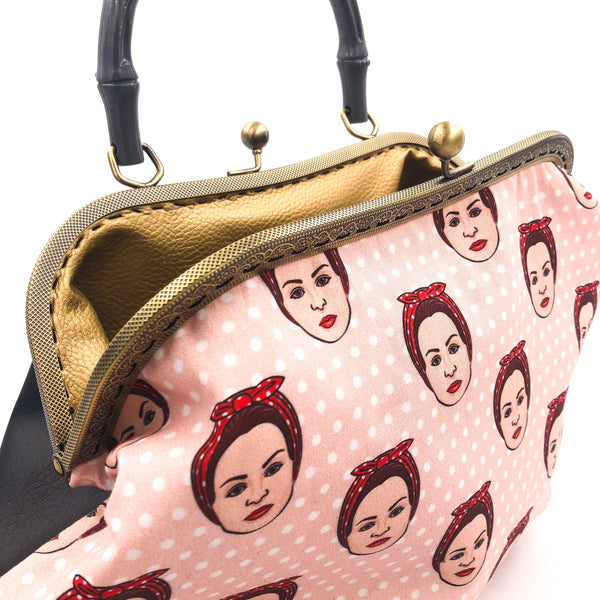 "Bag ""Rosie the Riveter"""