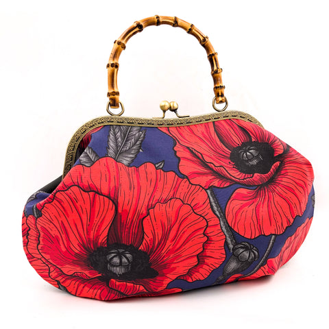 Bag Poppy Flower